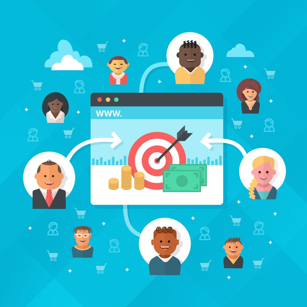 Get organic website traffic from all demographics